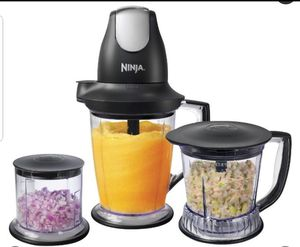 Ninja blender chopper and food processor brand new in box for Sale in Moreno Valley, CA