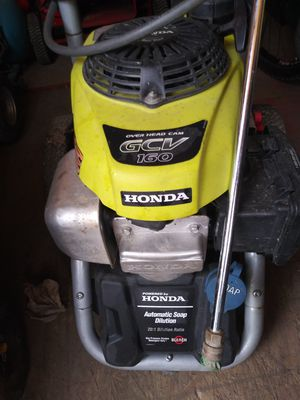 Ryobi 2800-PSI 2.3-GPM Honda Power Control Gas Pressure Washer for Sale in Oakland, CA