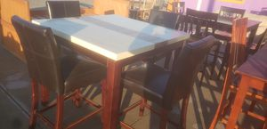 Dinning table with 4chairs for Sale in Orosi, CA