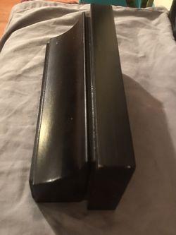 Black Shelf for Sale in St. Petersburg,  FL