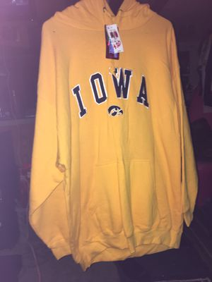 Iowa yellow hoodie for Sale in Magnolia, TX