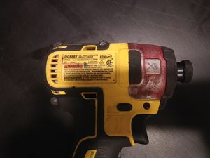 DEWALTXR 20-Volt Max 1/4-in Variable Speed Brushless Cordless Impact Driver (DCF887) [TOOL ONLY] for Sale in Spanaway, WA