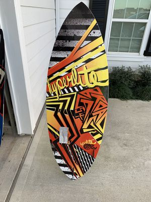 Hyperlite Wake Surfboard ($75) for Sale in Spring, TX