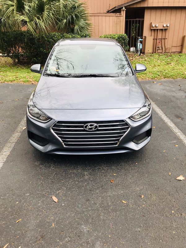 Hyundai Accent 2019 looking for someone to take over the account monthly payment 316