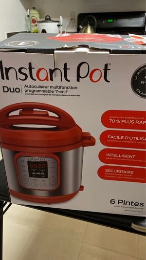 Instant pot brand new for Sale in Takoma Park, MD