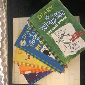 Diary Of A Wimpy Kid - Collection for Sale in Los Angeles, CA