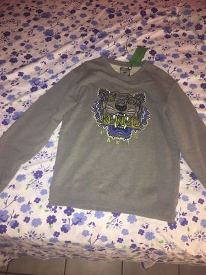 Grey kenzo sweater for Sale in Fort Lauderdale, FL
