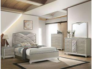 Bedroom set queen size for Sale in Glendale, AZ