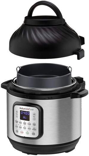 Instant Pot Duo Crisp Pressure Cooker with Air Fryer 8qt for Sale in San Diego, CA