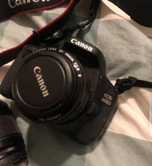 Canona600D for Sale in Phoenix, AZ