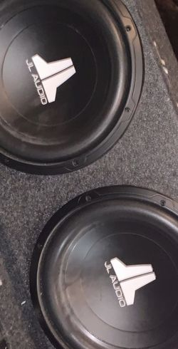 """12"""" JL Subwoofers for Sale in Canby,  OR"""