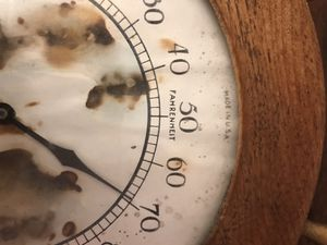 Made is USA antiques thermometer for Sale in San Antonio, TX