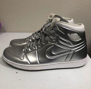 Air Jordan 1's metallic for Sale in Arlington, TX