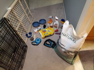 Huge bundle of small breed dog supplies for Sale in Westland, MI