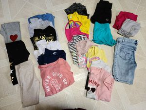 5/6 girls clothes children's place and crazy 8s for Sale in Little Chute, WI