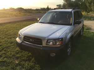 2003 Subaru Forester 2.5X Awd for Sale in Orem, UT