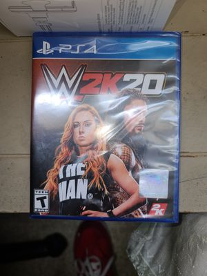 Wwe 2020/ for Sale in Reading, PA