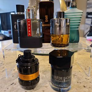 Men's Designer Cologne Lot - 7 Different Colognes for Sale in Euless, TX