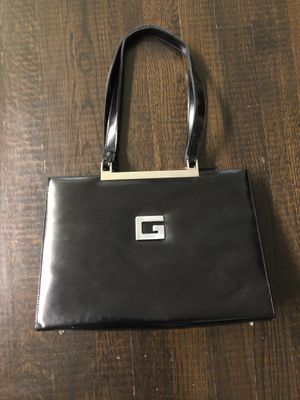 Beautiful Gucci bag black with silver hardware great condition for Sale in Anaheim, CA