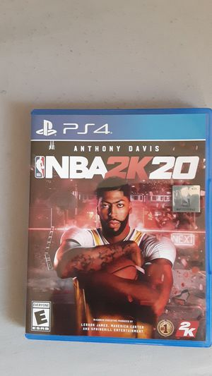 NBA 2k20 for trade MK 11 for Sale in Baltimore, MD