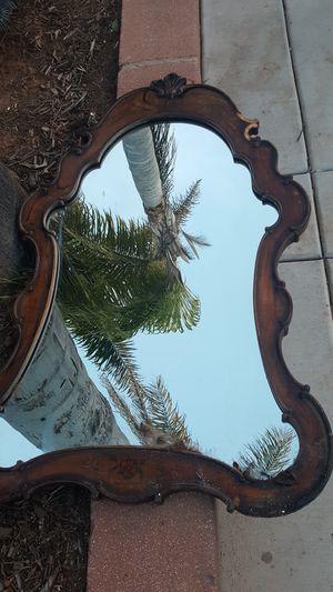 Antique mirror for Sale in Oceanside, CA