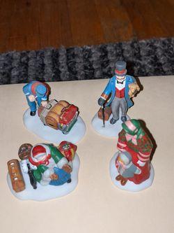 Department 56 Dickens' Figurines for Sale in Tucker,  GA