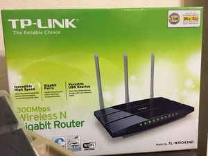Router TP-Link for Sale in Seattle, WA