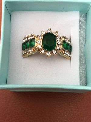 Ring 18kt Gold Plated(Please Read Description Completely) for Sale in Seattle, WA