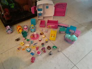 Shopkins fridge & and more for Sale in Tucson, AZ