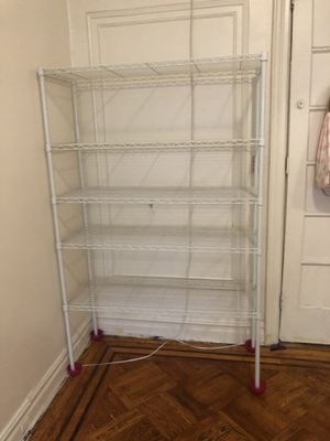 Metal shelve for Sale in Brooklyn, NY