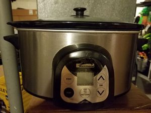 Crock pot, Kenmore Brand for Sale in Columbus, OH