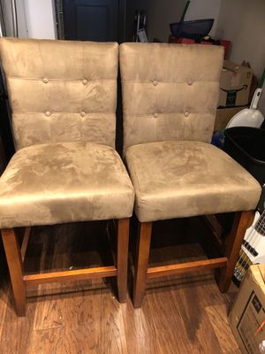 HQ Suede Bar/Stool Chair for Sale in Washington, DC