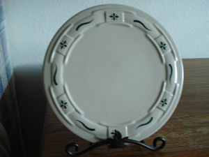 Longaberger has heritage green 8 inch trivet for Sale in Ripon, CA
