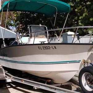18ft Key Largo Boat for Sale in Tampa, FL