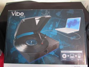 Vibe Record Player for Sale in Tulalip, WA