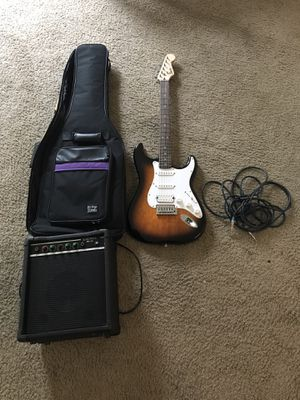 Electric guitar set for Sale in Lanham, MD