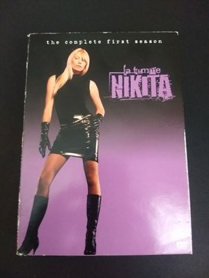 La Femme Nikita the complete first season for Sale in Charlotte, NC