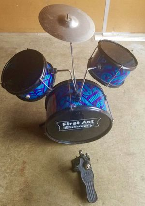kid drums set for Sale in Tualatin, OR