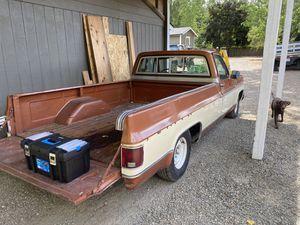1980 Chevy/gmc truck bed for Sale in Rainier, WA
