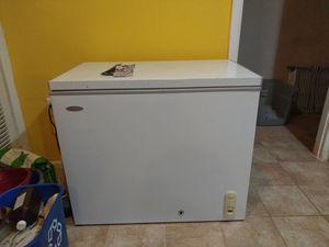Haier 7.1 cu.ft. Deep Freezer Chest Freezer for Sale in Hyattsville, MD