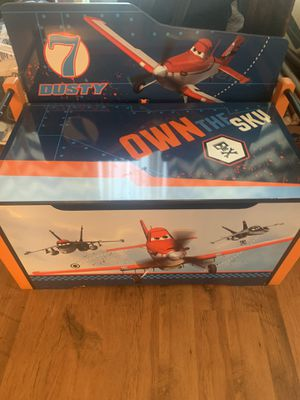 Disney Kids Toy chest for Sale in Los Angeles, CA