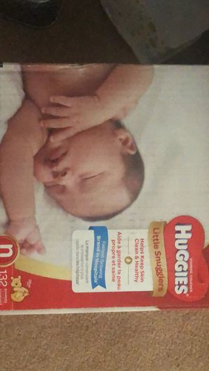 Newborn pampers for Sale in Hampton, VA