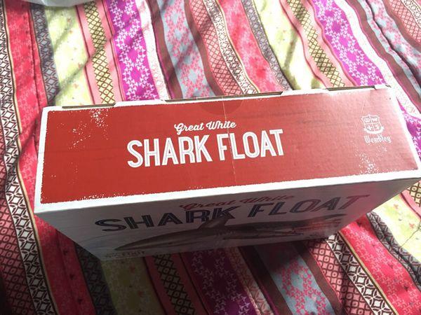 Shark Pool Float