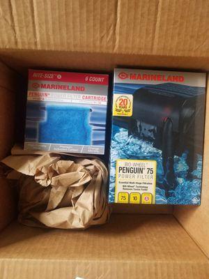 Penguin 75 aquarium filter for Sale in Portland, OR