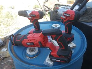 Cordless tools for Sale in Odessa, TX