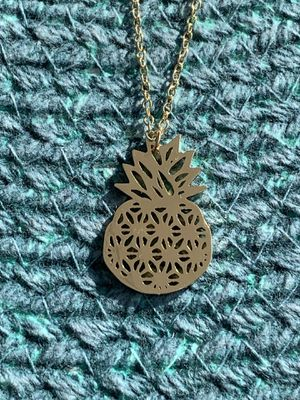 Pineapple Necklace for Sale in Warrington, PA