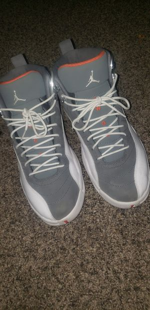 Cool grey 12's and black Timberland boots for Sale in Everett, WA