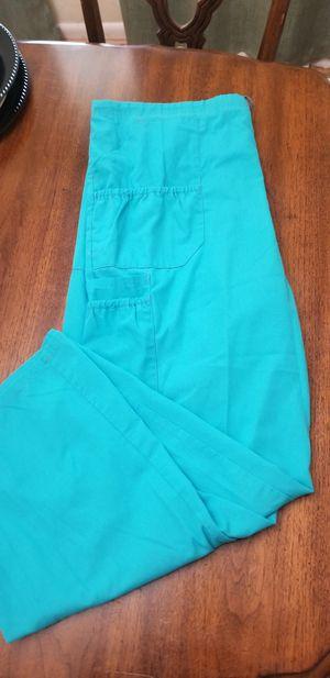 SB Scrubs teal women's cargo scrub bottoms-2x for Sale in Gainesville, FL