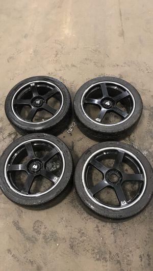 "18"" Motegi rims for Sale in Seattle, WA"