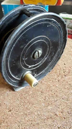 Vintage rainbow No-631 fly reel for Sale in Portland, OR